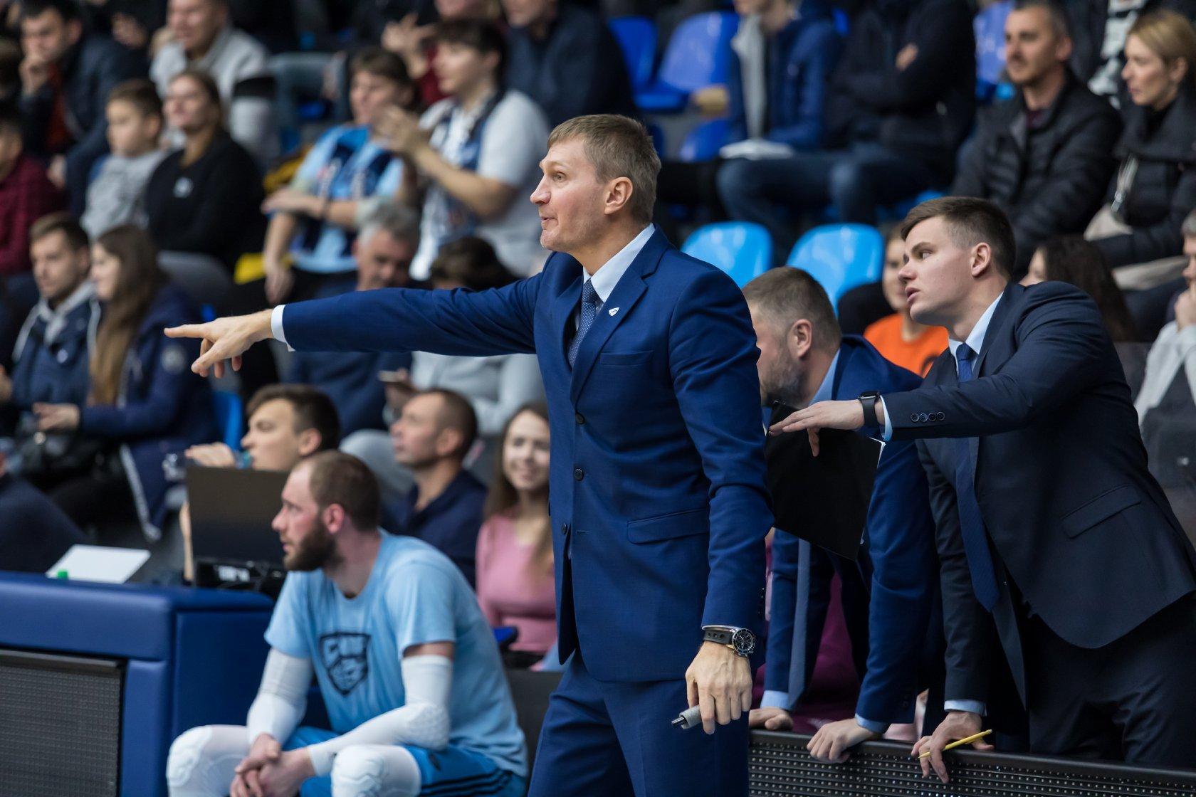Денис Журавльов: хочеться, щоб з Київ-Баскетом спрацював план на гру у захисті