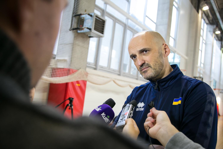 Срджан Радулович: зараз відмінний момент для зміни поколінь у збірній України