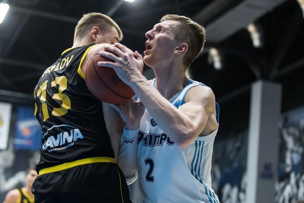 Дніпро переміг Київ-Баскет та здобув першу перемогу в Кубку Європи ФІБА