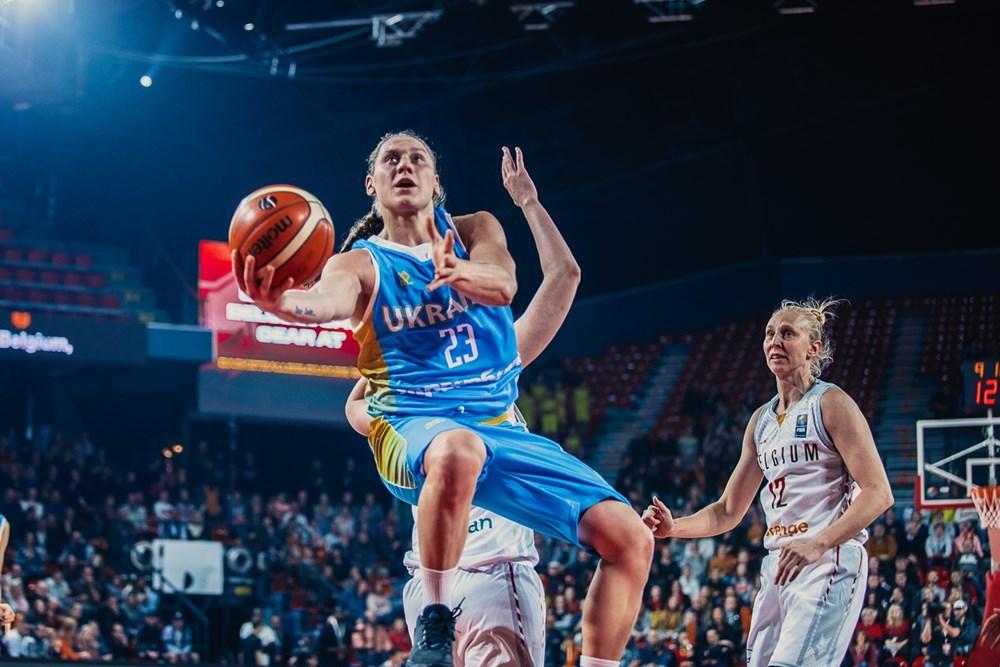 Збірна України стартувала з поразки у відборі на ЄвроБаскет-2021