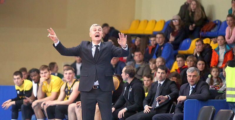 Мавпи поступилися Київ-Баскету в першому матчі 1/8 фіналу Кубка: відео коментарів