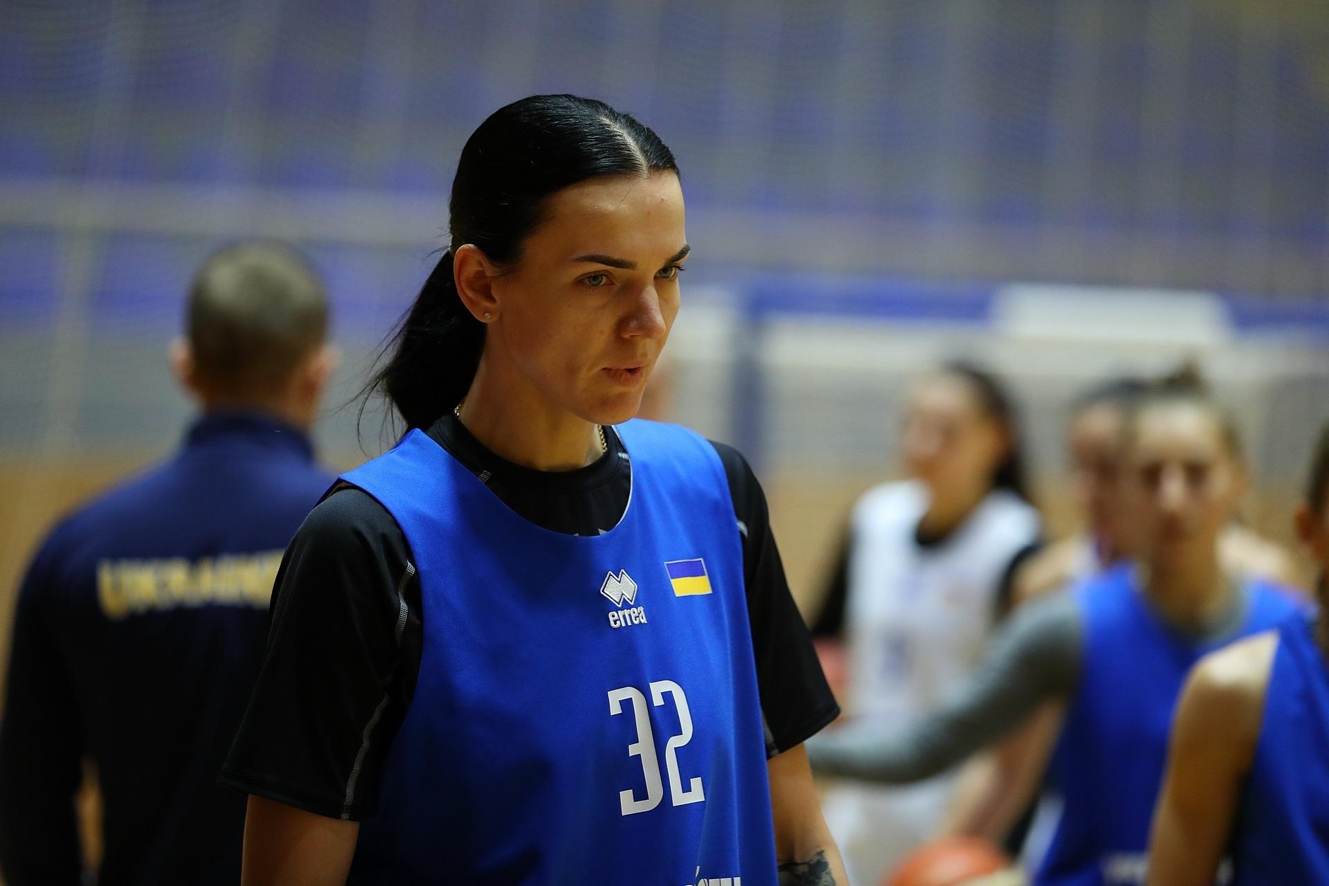 Людмила Науменко: ми уже відчули жорстку гру і тепер нам буде простіше грати із Португалією