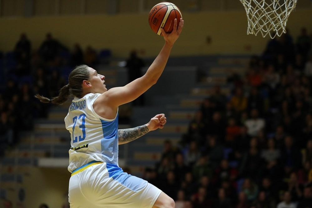 Збірна України здобула першу перемогу у відборі на Євробаскет-2021