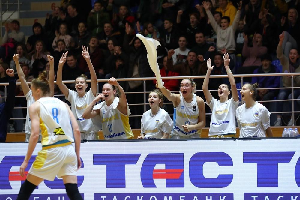 Збірна України вийшла на друге місце в групі після першого ігрового вікна у відборі на Євробаскет-2021