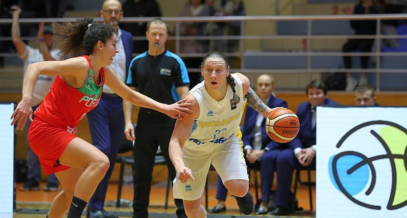 Українка Ягупова захопила лідерство за результативністю в відборі ЄвроБаскета
