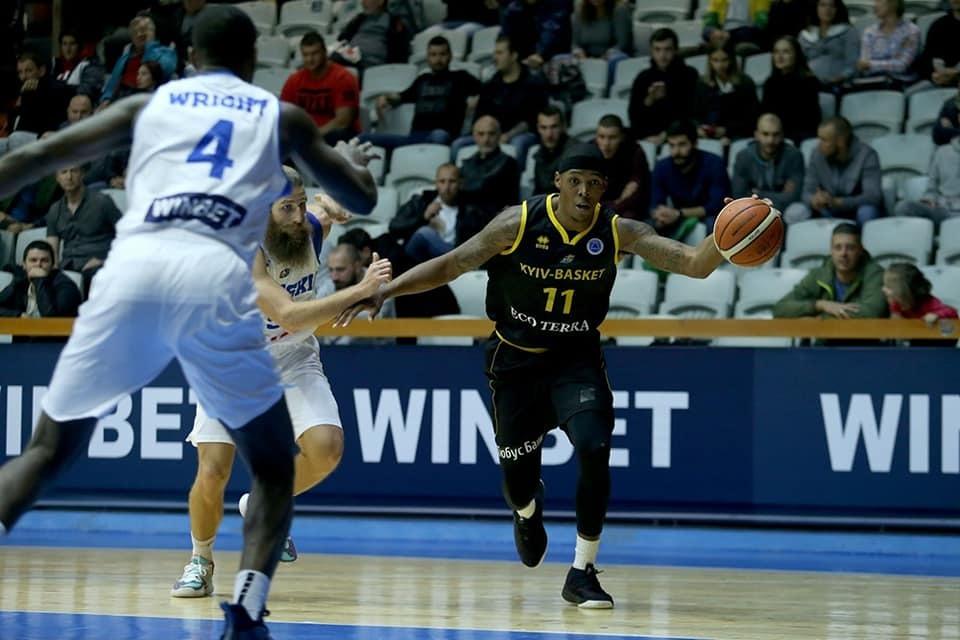 Форвард Київ-Баскета відновився після травми і зможе зіграти проти Левськи