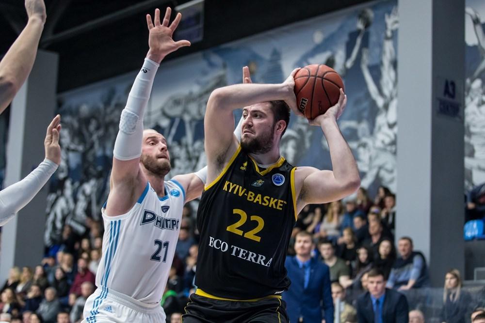 Кубок Європи: Київ-Баскет гарантував собі місце у наступному раунді, Дніпро продовжує боротьбу