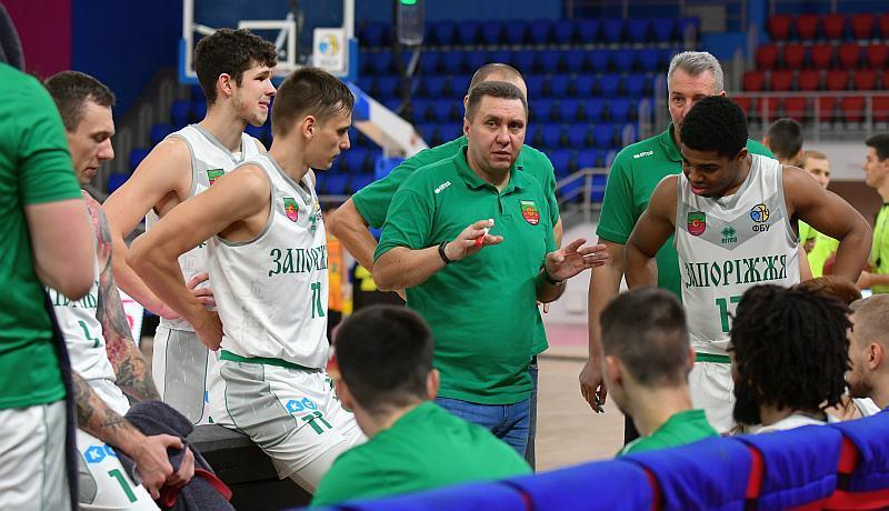 Запоріжжя впевнено вийшов у 1/4 фіналу Кубка України