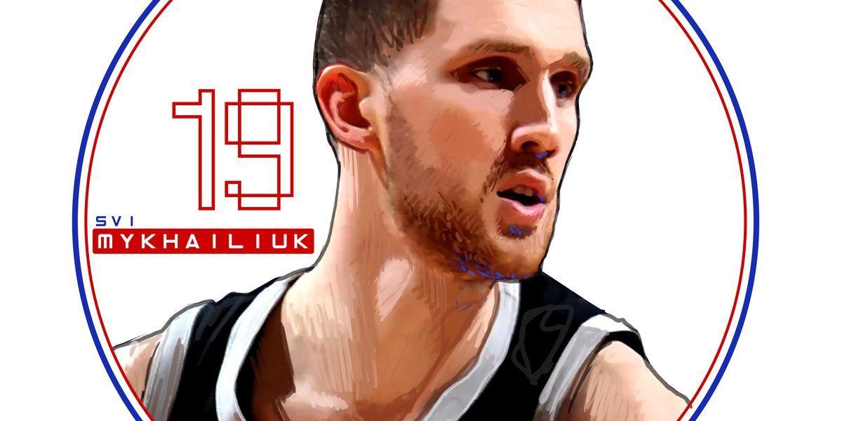 Михайлюк вставновив новий особистий рекорд в НБА у грі проти Атланти Леня: відео