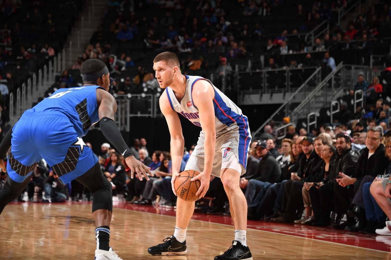 Святослав Михайлюк повторив особистий рекорд результативності в НБА