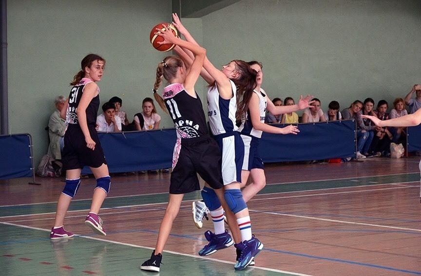 ВЮБЛ (дівчата-2007): перший етап завершено у трьох групах з чотирьох