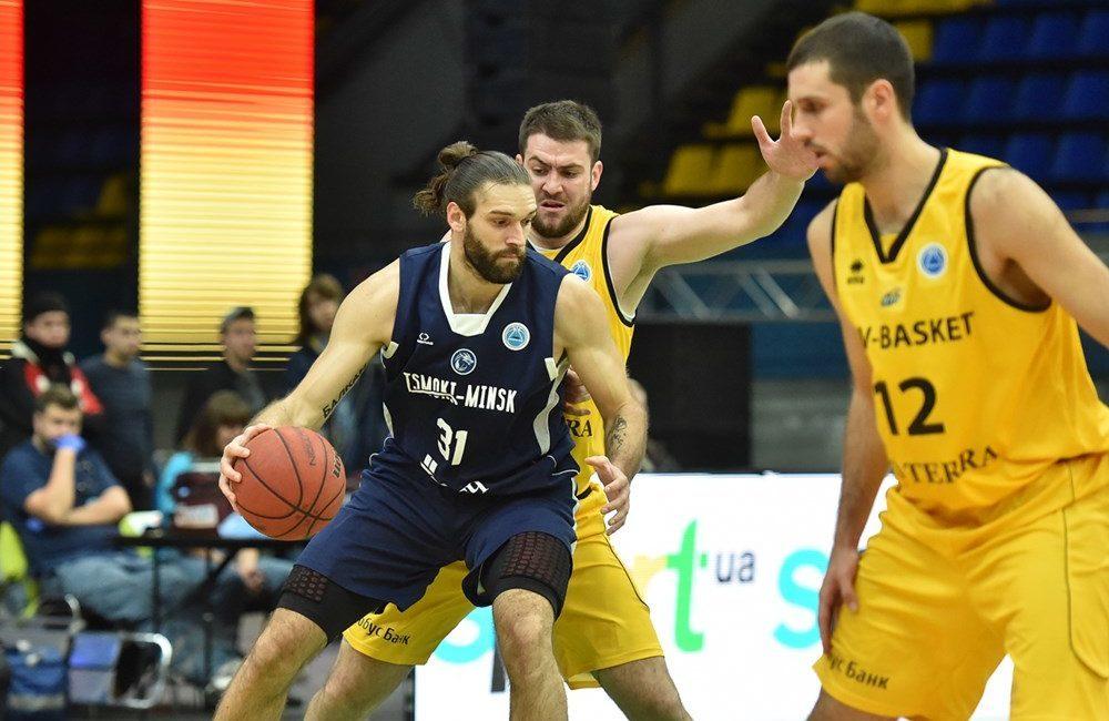 Гравці Київ-Баскета: наша ціль - перемога