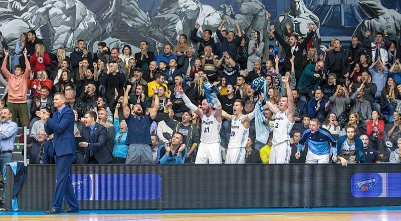 Кубок Європи ФІБА: онлайн відеотрансляція матчів Дніпра та Київ-Баскета