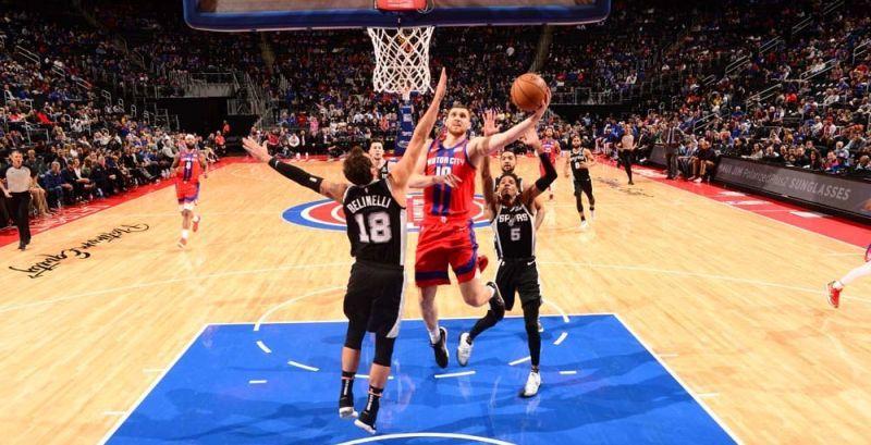 Михайлюк зіграв найрезультативніший матч у НБА