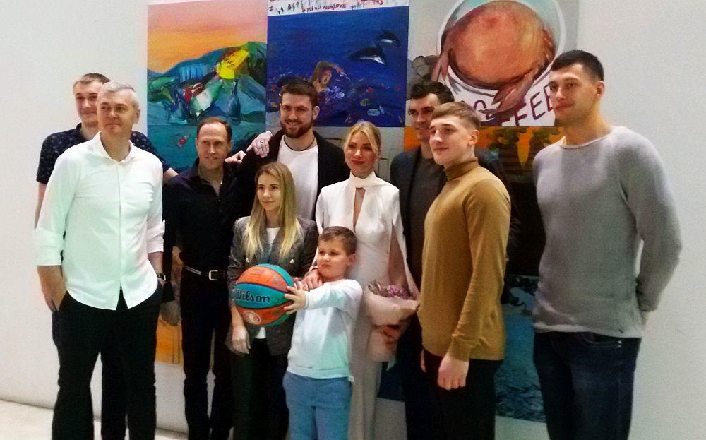 Контрасти: несподіване свято серед баскетбольних буднів