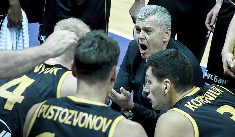Кубок Європи ФІБА: розклад матчів Київ-Баскета на другому етапі