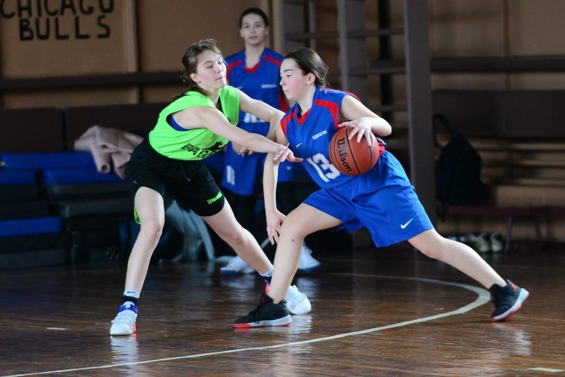 ВЮБЛ (дівчата-2003, 2004): збірна Києва зберегла лідерство