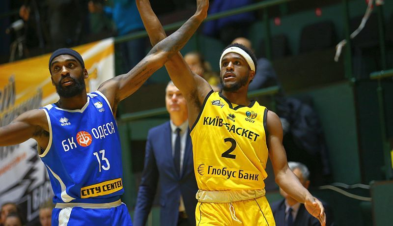 Київ-Баскет програв вдома Одесі в надважкому матчі після трьох овертаймів