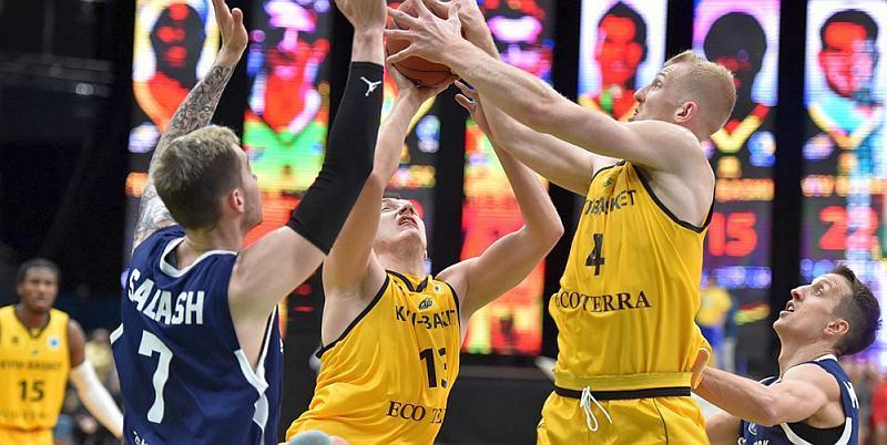 Київ-Баскет другий у групі в оновленому рейтинзі сили Кубка Європи