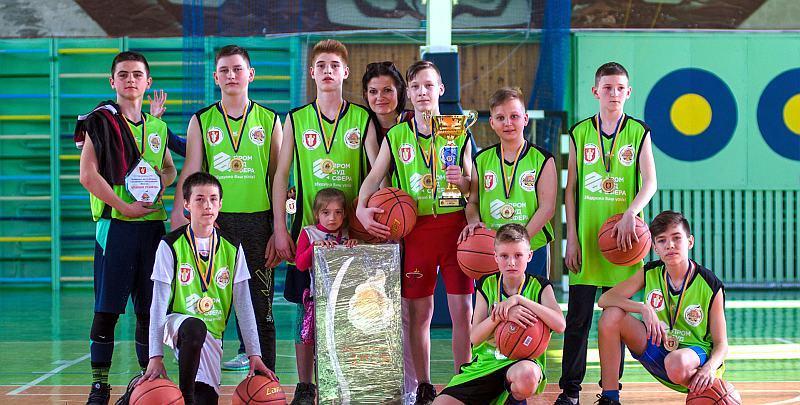 У Луцьку стартує чемпіонат міста з баскетболу серед школярів