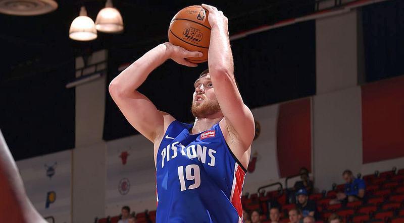 Михайлюк у топ-10 НБА за результативністю триочкових