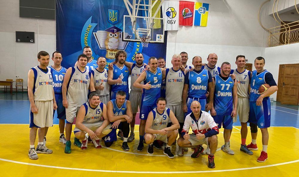Міжнародний турнір ім. Корольова виграли ветерани Житомира та Мукачевого