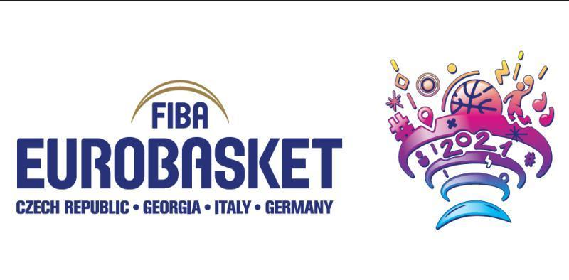 ФІБА презентувала лого ЄвроБаскета-2021
