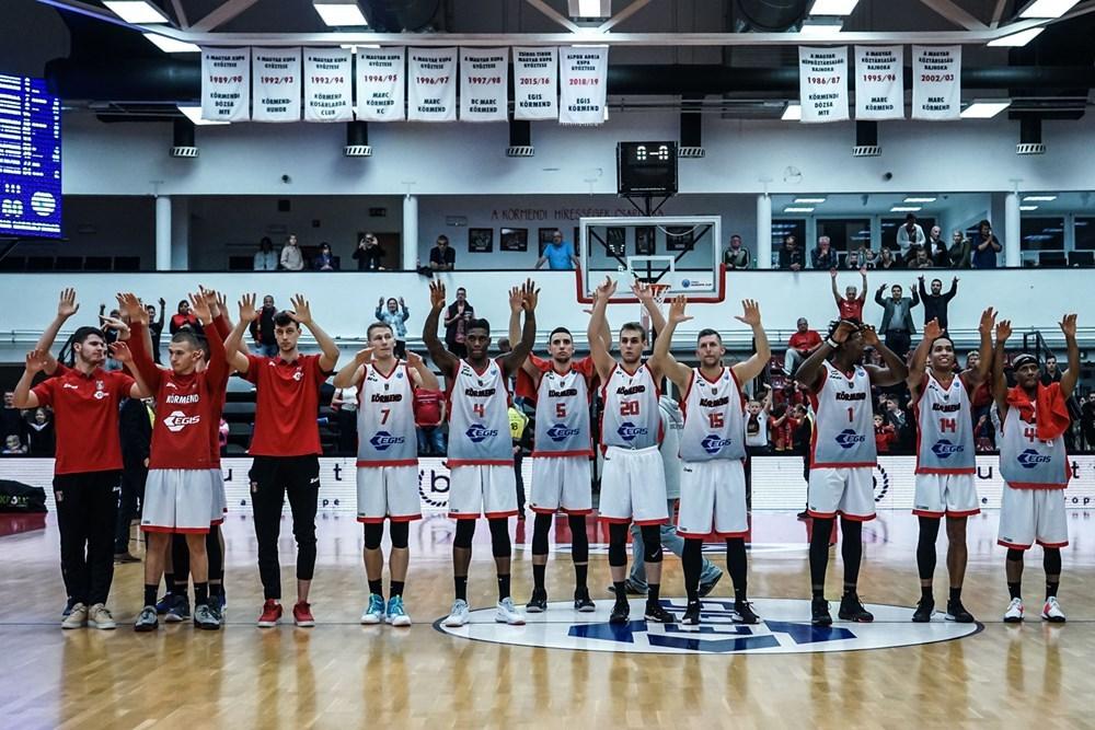 Битва віце-чемпіонів: Кьорменд — черговий суперник Київ-Баскета в Кубку Європи FIBA