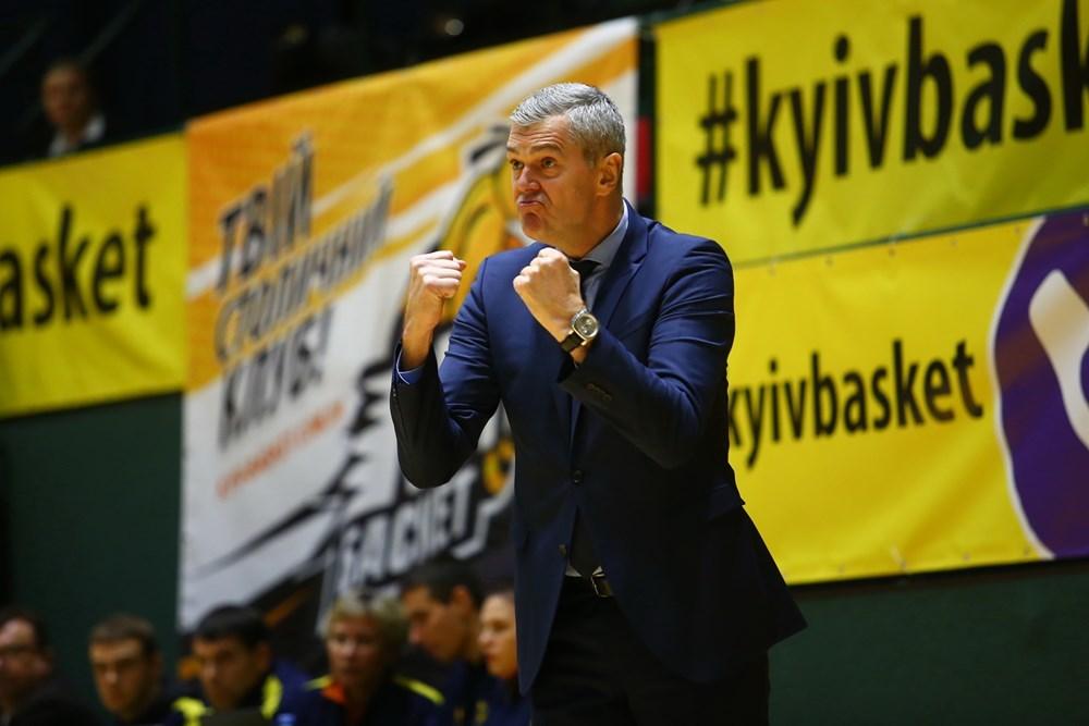 Київ-Баскет на останніх секундах вирвав другу перемогу на другому етапі Кубка Європи