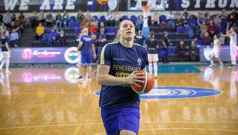 Ягупова знову забезпечила Фенербахче перемогу в Євролізі