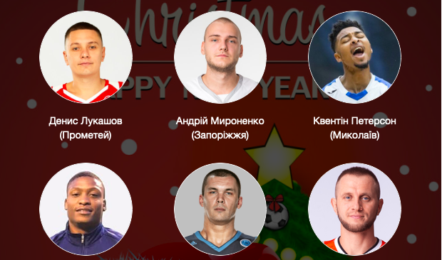 Відкрито голосування за найкращого гравця грудня Суперліги Парі-Матч