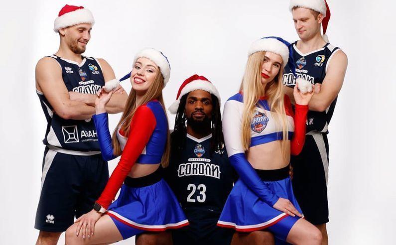 Харківські Соколи провели фотосесію напередодні новорічних та різдвяних свят