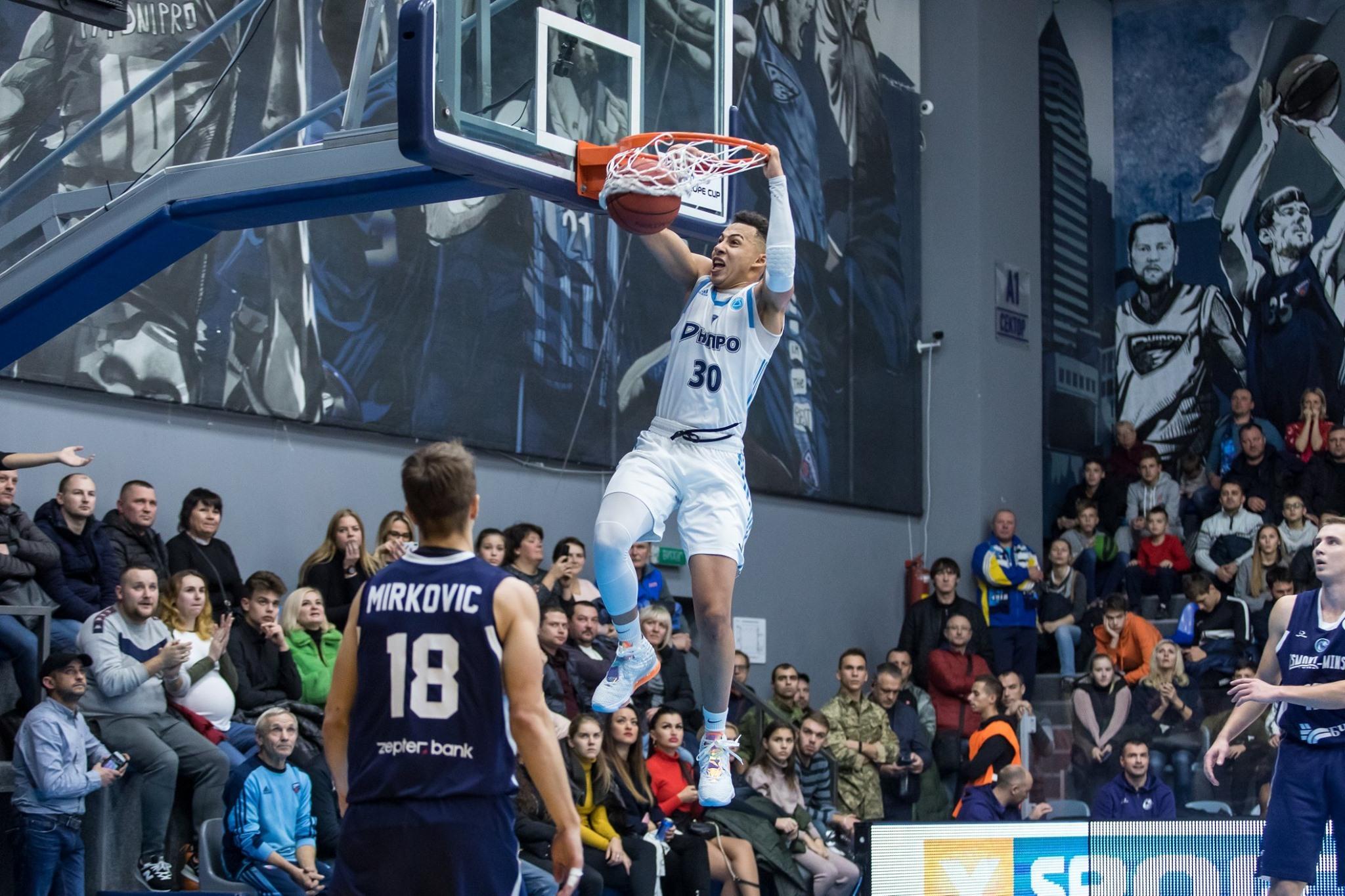 Топ-10 кращих моментів українських клубів в Кубку Європи FIBA: відео