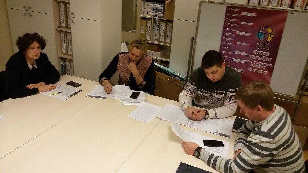 Директорат чемпіонату України застосував санкції до БК Київ-Баскет