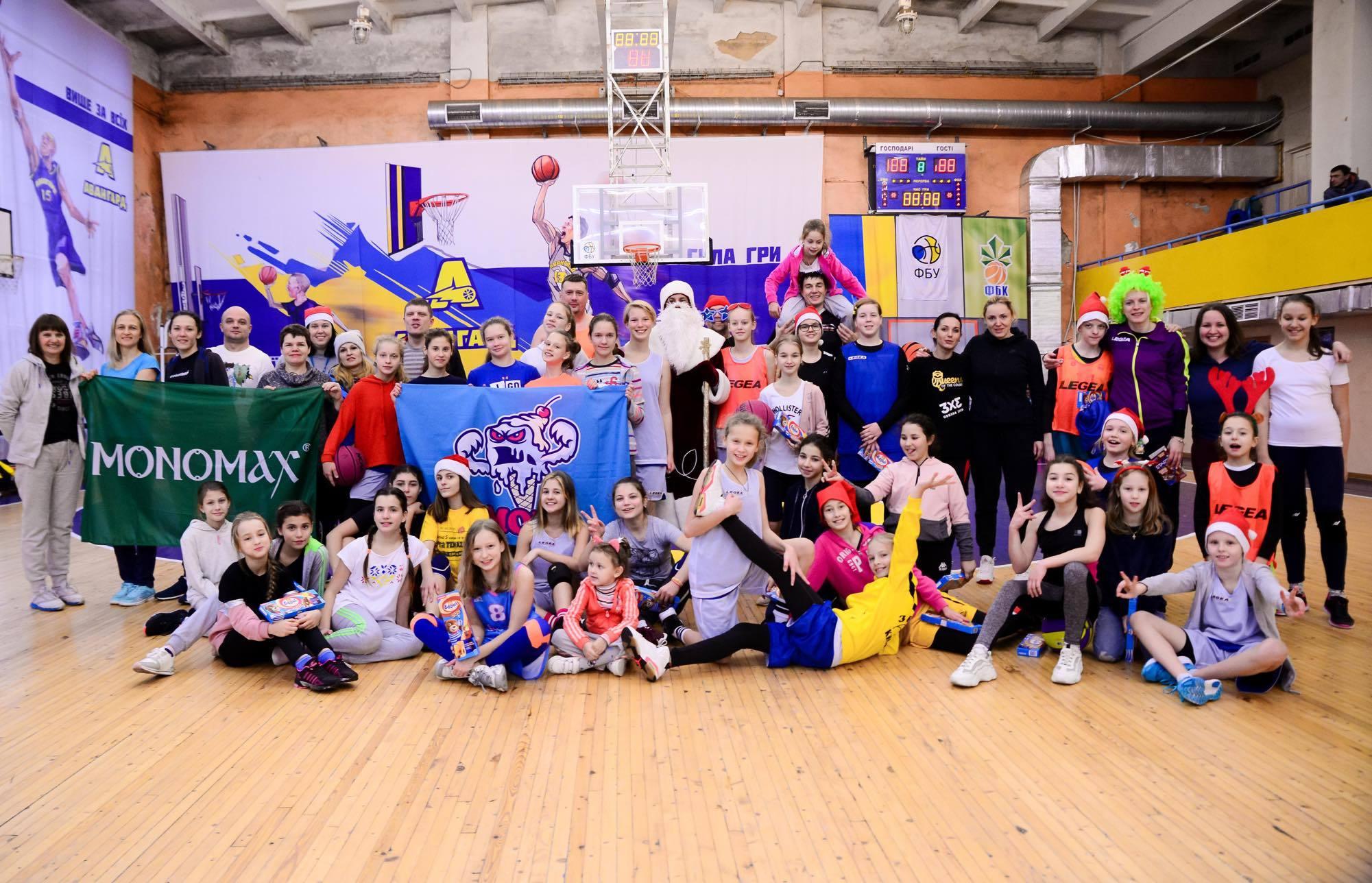 Київська CДЮСШОР і БК «МОБІ» об'єднали зусилля