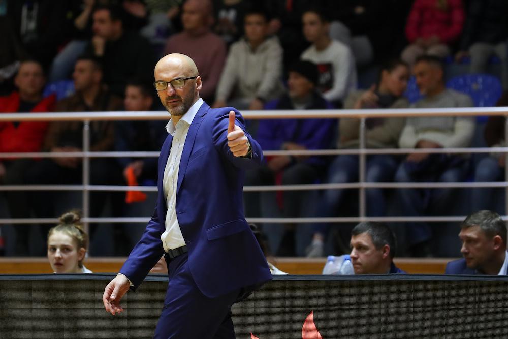 Срджан Радуловіч: Якщо вибір буде між досвідченою баскетболісткою і амбітною, я оберу амбітну (Частина І)
