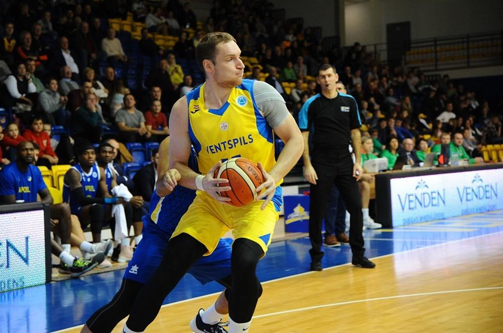 Київ-Баскет зіграє проти непереможного Вентспілса: анонс матчу Кубка Європи