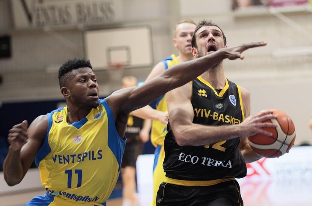 Важка перемога Київ-Баскета в Латвії: топ-моменти матчу