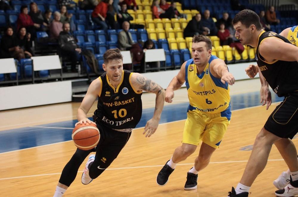 Важлива перемога Київ-Баскета: фотогалерея матчу проти Вентспілса