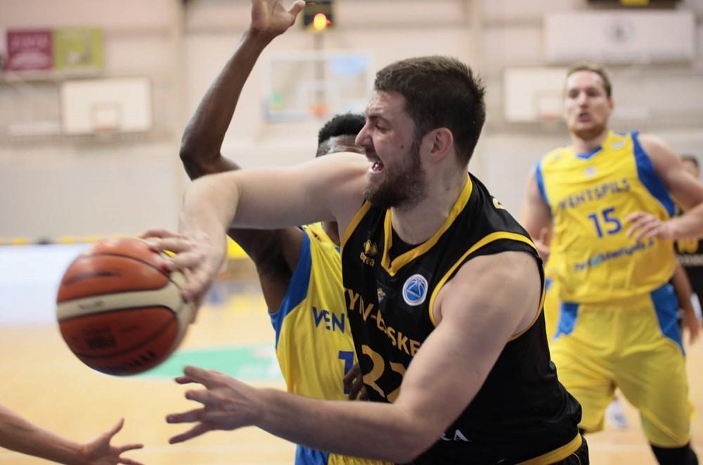 В'ячеслав Петров: Вентспілс відірвався на 10 очок, а потім ми включилися