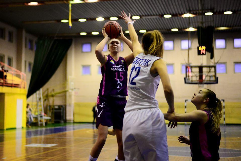 Жіноча Суперліга: чемпіон знову оступився у Бердянську