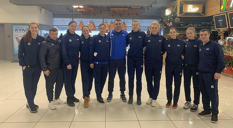 Жіноча збірна України 3х3 зіграє на турнірі в Білорусі