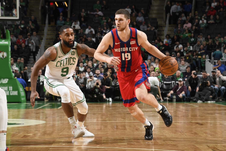 Святослав Михайлюк провів найрезультативніший матч в кар'єрі НБА
