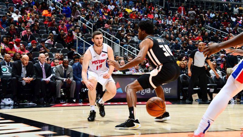 Михайлюк ввійшов у топ-5 за триочковими в НБА