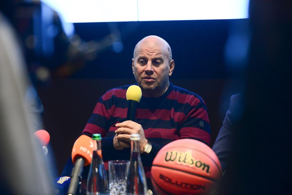 Михайло Бродський — про баскетбольну інфраструктуру, розвиток Суперліги, натуралізацію та цілі на 2020 рік