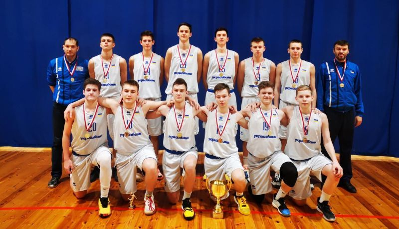Збірна України U-16 перемогла на етапі ЄЮБЛ