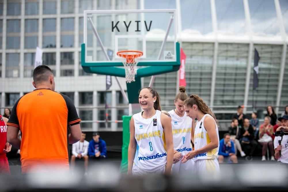 Український баскетбол готується до повернення на Олімпіаду