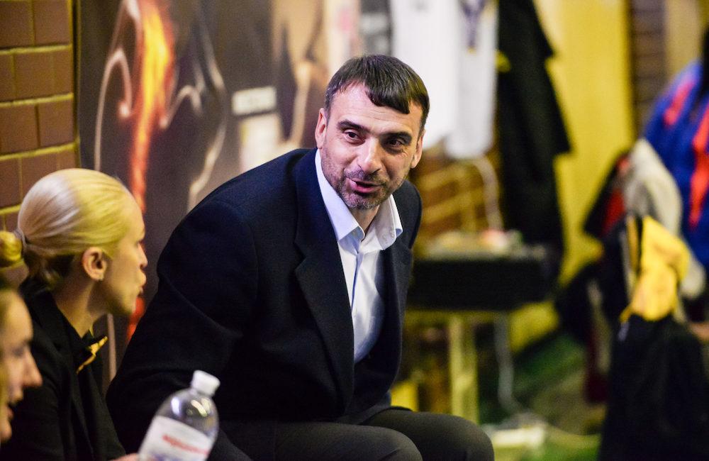 Володимир Холопов: мене зараз більше хвилюють матчі 1-2 лютого