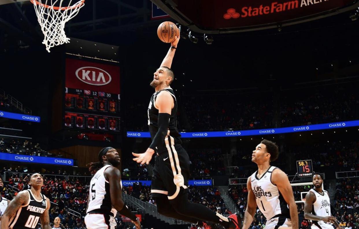 Лень та Михайлюк відіграли яскраві матчі в НБА