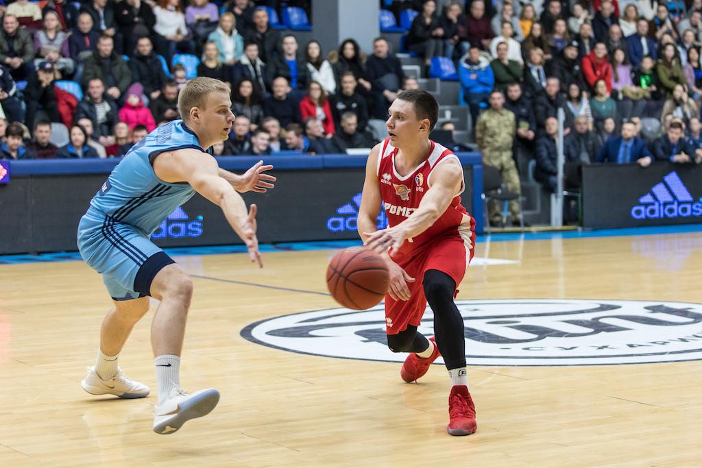 Прометей виграв битву лідерів, вдруге в сезоні перемігши на виїзді Дніпро